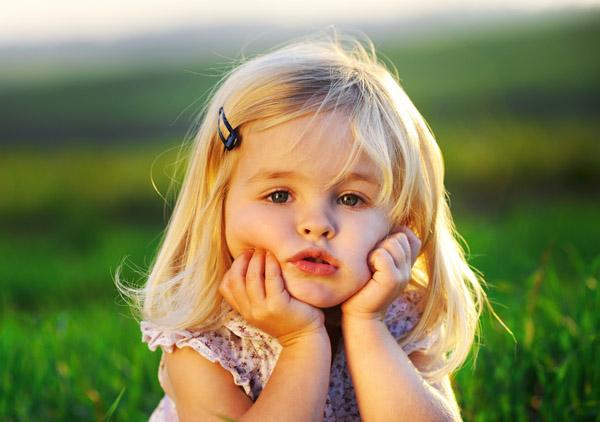 Детский лепет - смешные фразы и выражения детей
