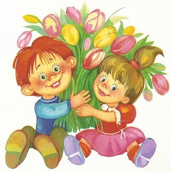 Поздравления с 8 марта для мамы