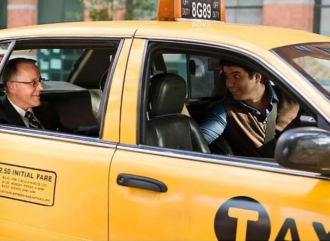 Притча про таксиста и миллионера