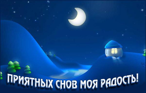 Романтические пожелания спокойной ночи мужчине, парню, мужу в прозе