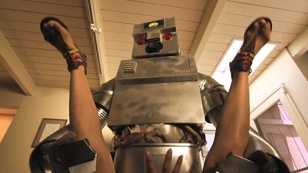 Анекдот про робота Лелика