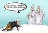 Религиозные анекдоты про Бога, про рай и ад, про церковь