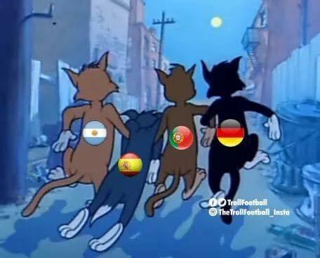 Победа России над Испанией приколы