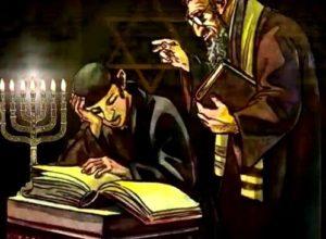 Еврейская притча про Талмуд и двоих в дымоходе