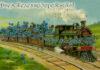 С Днем железнодорожника картинки, открытки, гифки