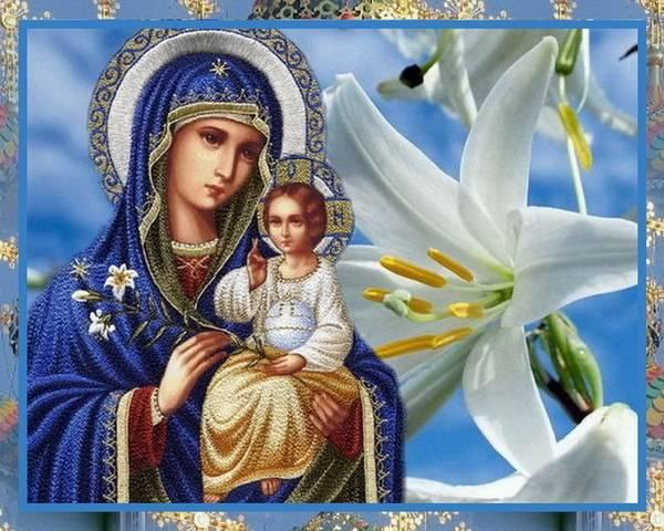 Рождество Пресвятой Богородицы — картинки (25 штук)