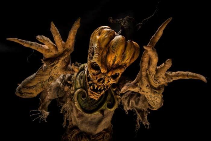 самые страшные картинки Хэллоуин скачать