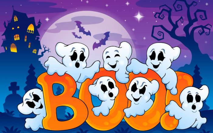 Прикольные картинки на Хэллоуин скачать бесплатно