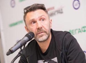 Сергей Шнуров женился четвертый раз на Ольге Абрамовой
