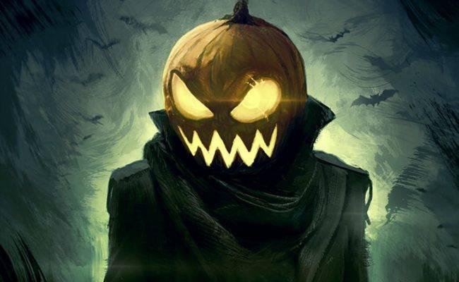 Хэллоуин - страшные картинки скачать
