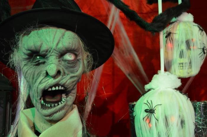 Жуткие картинки Хэллоуин