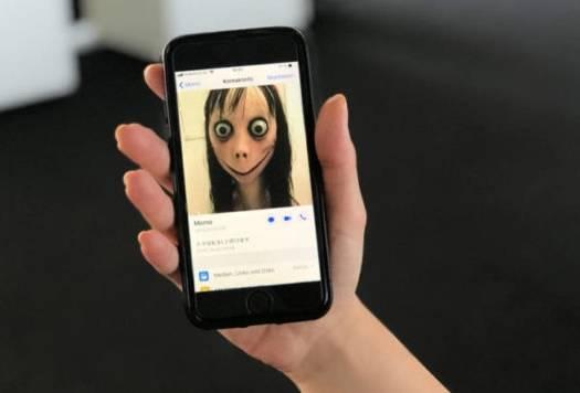 Чем опасна Момо из Whatsapp