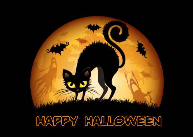 Страшные и прикольные картинки на Хэллоуин бесплатно скачать