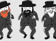 Самые смешные анекдоты про евреев до слез