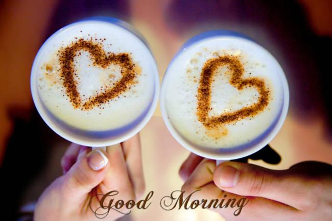 """Красивые картинки """"С Добрым утром любимый"""" - Good morning"""